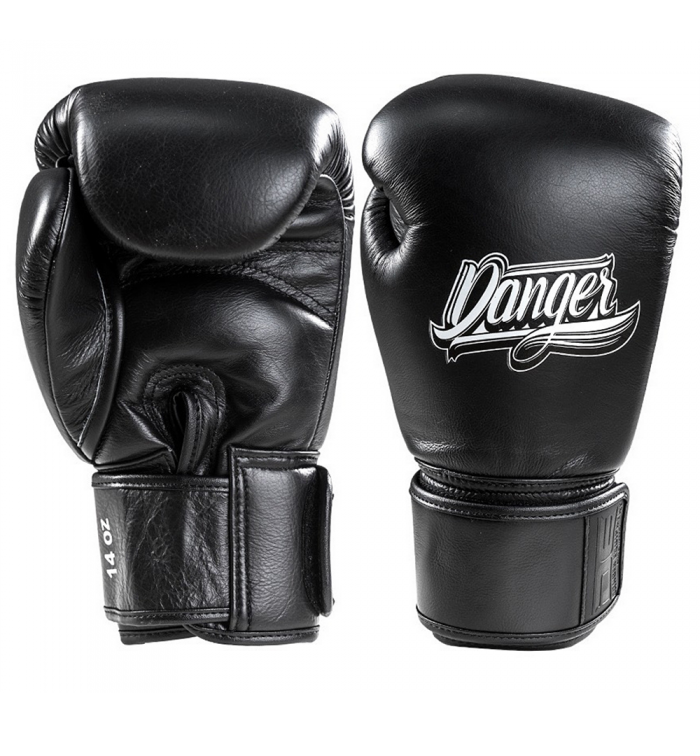 Boxing gloves thai legend for muay thai and boxing DEBGTL-003-SL-8-BK