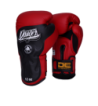 Boxing Gloves Ultimate Fighter for maximum safety DEBGUF-010-GL-10-RD/BK