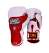 Boxing Gloves Ultimate Fighter for maximum safety DEBGUF-010-GL-10-WH/RD