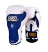 Boxing Gloves Ultimate Fighter for maximum safety DEBGUF-010-GL-10-WH/BU