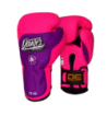 Boxing Gloves Ultimate Fighter for maximum safety DEBGUF-010-SL-10-PK/PU