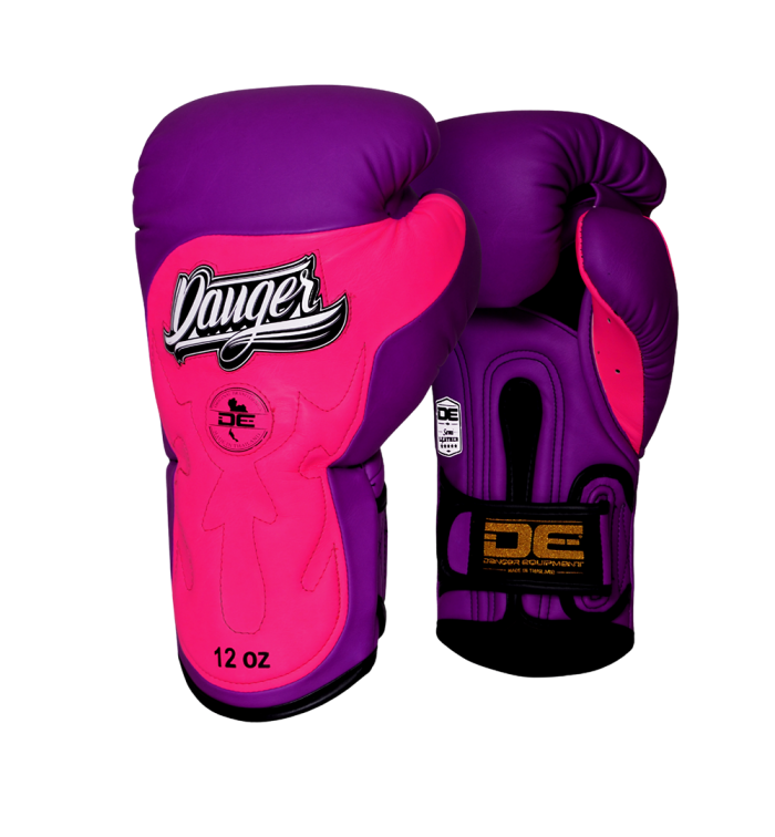 Boxing Gloves Ultimate Fighter for maximum safety DEBGUF-010-SL-10-PU/PK