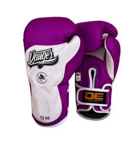 Boxing Gloves Ultimate Fighter for maximum safety DEBGUF-010-SL-10-PU/WH