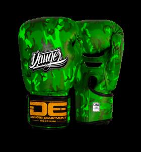 Signature Gloves Army Edition  semi-leather DEBG-007AR-AR.GRN-SL-8