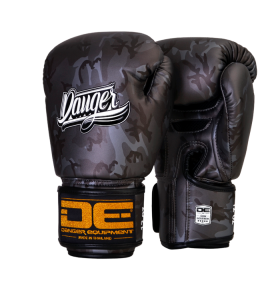 Signature Gloves Army Edition  semi-leather DEBG-007AR-AR.GRY-SL-8