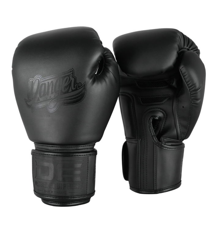 Signature Gloves - Black Edition for training sessions DEBG-007BE-BK-SL-8