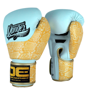 Boxing gloves python line from danger DEBGEV-008PY-SL-8-WH/GD