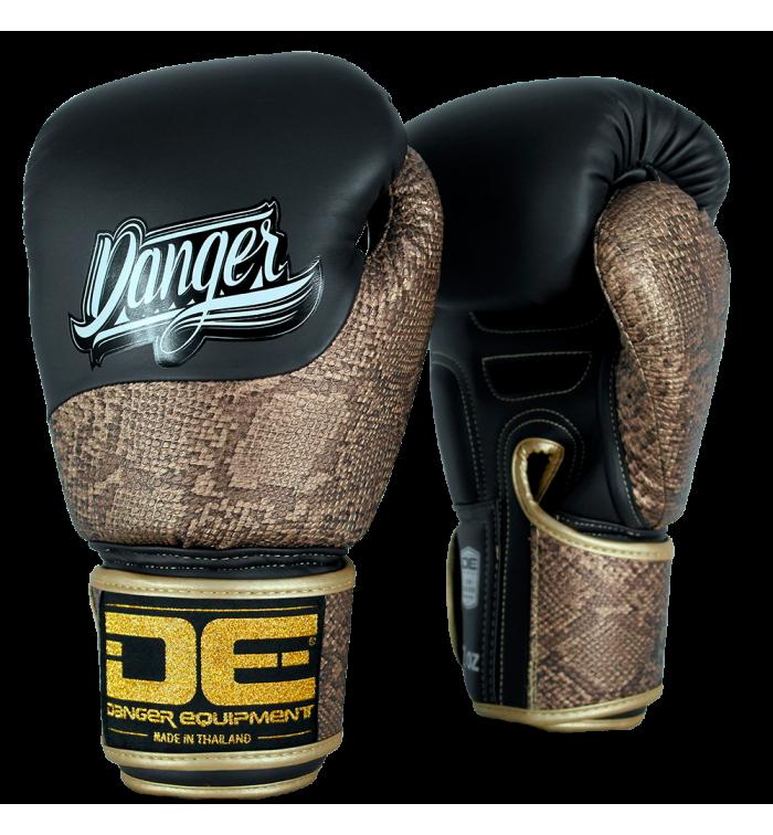 Boxing gloves python line from danger DEBGEV-008PY-SL-8-COFF/BRW