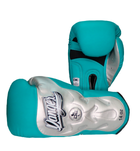 Signature Gloves UF Premium from danger boxing DEBG-010UFP-VIR/SV-SL-10