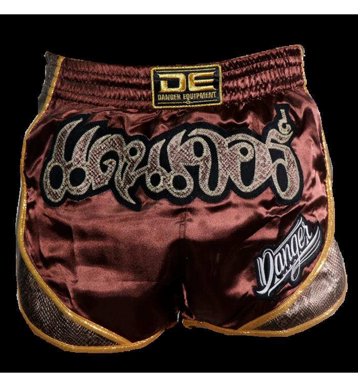 Danger boxing Muay Thai Shorts DEMTS-HR17-S