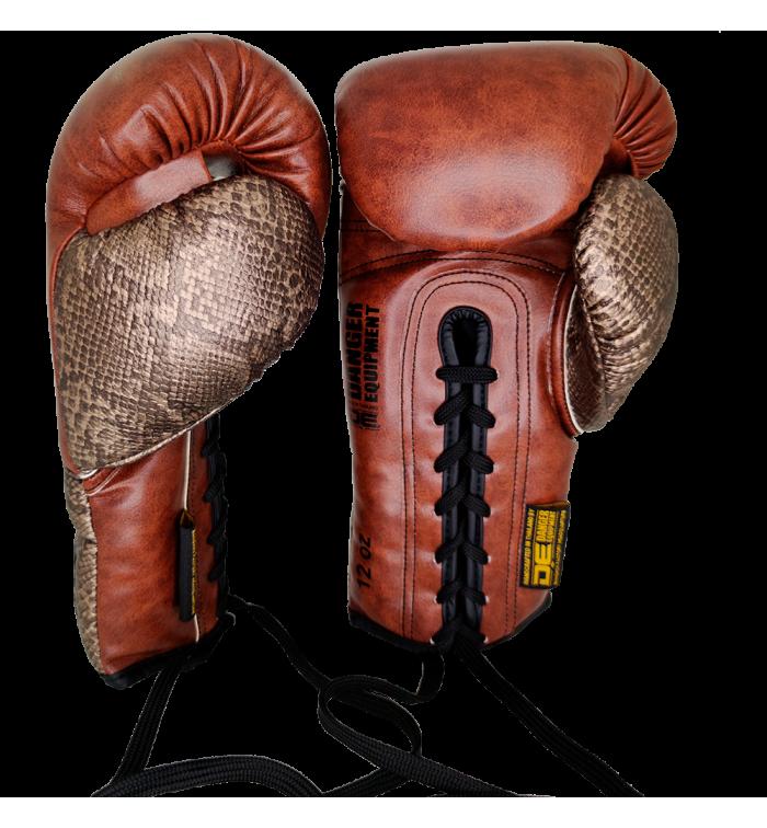 Boxing Gloves avatar lacer for hard punchers  DEBGAV-012-LC-SL-14-RD.CO