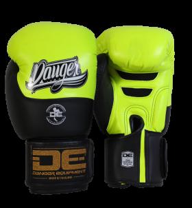 Boxing Gloves Evolution Black Wrist from danger DEBGEV-008-SL-8-N.YW/BK