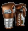 Boxing Gloves Mexican Pride Laces in leather o semileather DEBGMX-002-2.0-LC-SL-10-MT.CO/MT.SV/MT.CO
