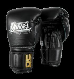Boxing Gloves Mexican Pride Velcro handmade in Thailand DEBGMX-002-2.0-VL-SL-10-BK
