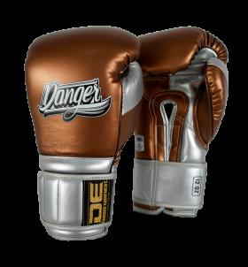 Boxing Gloves Mexican Pride Velcro handmade in Thailand DEBGMX-002-2.0-VL-SL-10-MT.CO/MT.SV/MT.CO