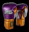 Boxing Gloves Mexican Pride Velcro handmade in Thailand DEBGMX-002-2.0-VL-SL-10-MT.PU/MT.GD/MT.SV